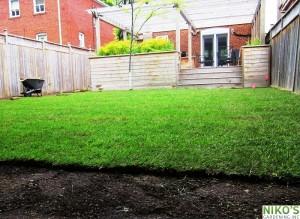 Sod Laying (Sodding) using Gro-Max® Premium Garden Soil
