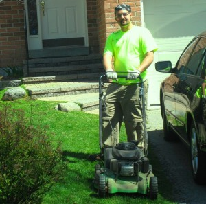 Grass cutting and Lawn maintenance Thornhill Woods ON