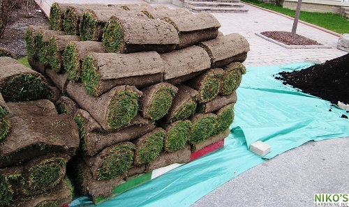 Sod and Soil delivery Markham