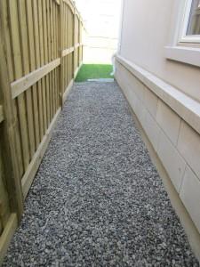 Gravel install